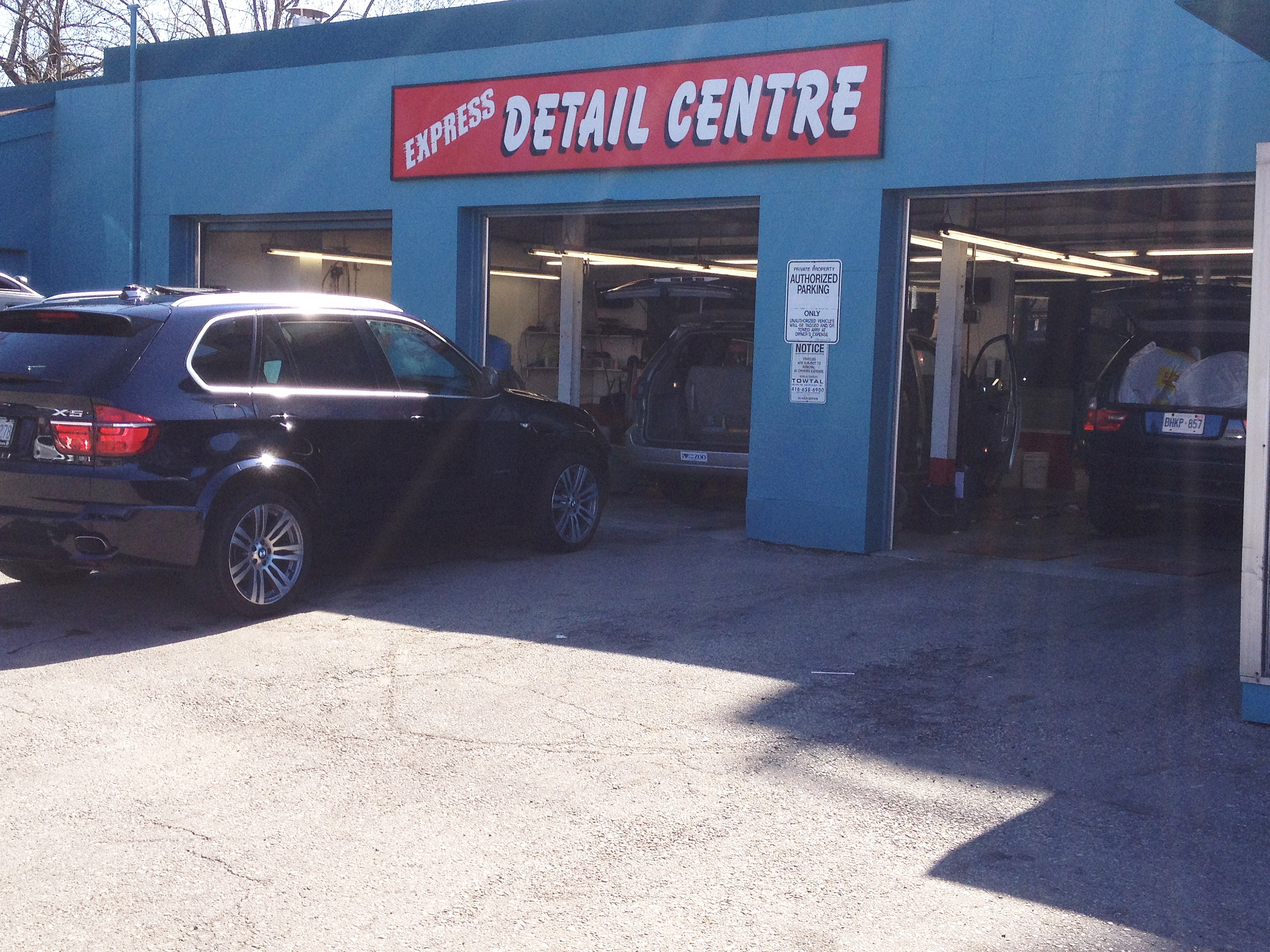 Car Wash Full Service Toronto